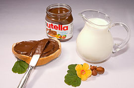 can rabbits eat nutella
