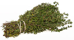 can rabbits eat thyme