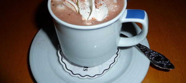 can rabbits drink hot chocolate
